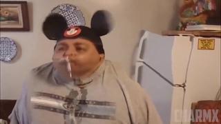 EXTREME PUTASSO MICKEY FAT NIGGER MOUSE GORFANDO