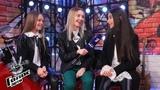 «Лобода выбрала Нино, потому что она маленькая». Софья Филиппова, Элен Бадалян. Интервью после Поединка. Голос.Дети-6