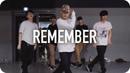 Remember - KATIE / Jinwoo Yoon Choreography