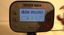 Golden Mask 5 SE 15-30 kHz (Latest version) - quick walk through the menu