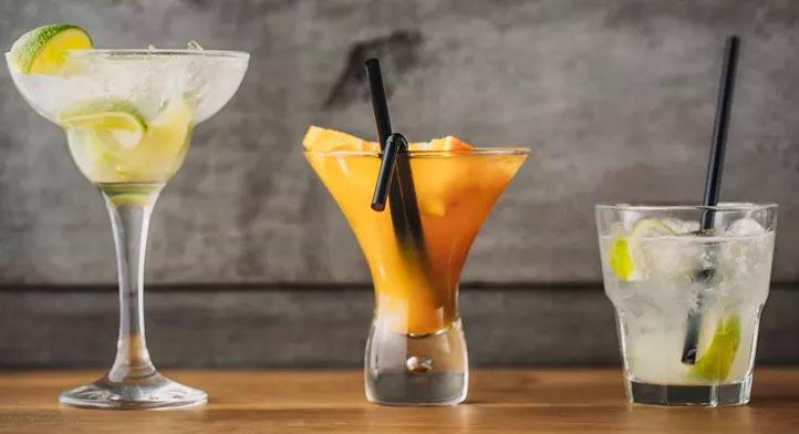 Калорийность популярных алкогольных напитков