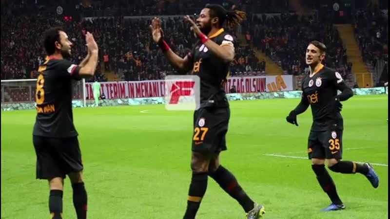 Galatasaray 2 0 Hatayspor Uğur Karakullukçu Evren Turhan Yorumları türkiye kupası