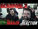 Deadpool 2 Final Trailer Angry Reaction!