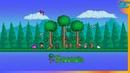 Играем в Terraria █ Строим убежище Хорошие игры 6