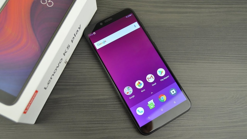 Lenovo K5 Play - лучший смартфон за 100$ в 2019!