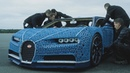 How To Build LEGO Bugatti Chiron Working LEGO CHIRON