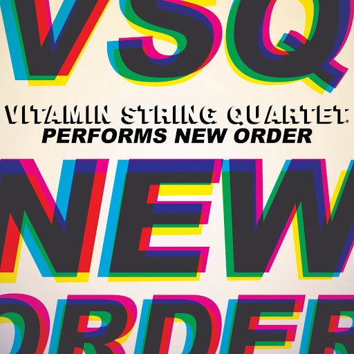Vitamin String Quartet альбом Vitamin String Quartet Performs New Order
