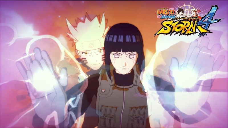 Naruto Shippuden Ultimate Ninja Storm 4 - Opening Intro   PS4, XB1, PC