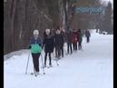 лыжный поход школьников на могилу Лёни Голикова из прогр 01 02 19 dvx 511