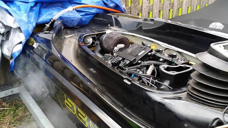 SeaDoo RXTX jetski Riva stage 4 racing kit 500hp