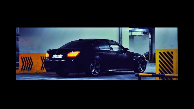BMW M5 Gangsta's Paradise