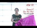 Tutorial Worship Flags Dance How to The Windmill CALLED TO FLAG Praise ft Claire