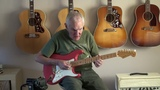 Stranger on the Shore. Acker Bilk Guitar cover. Played by Phil McGarrick. Free Tabs