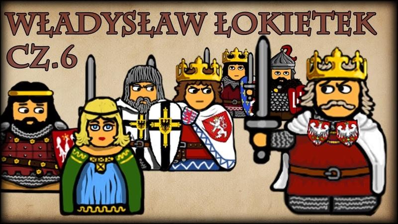 Historia Na Szybko - Władysław I Łokietek cz.6 (Historia Polski 57) (1328-1331)