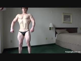 Teen bodybuilder ethan s photo shoot 2 trailer
