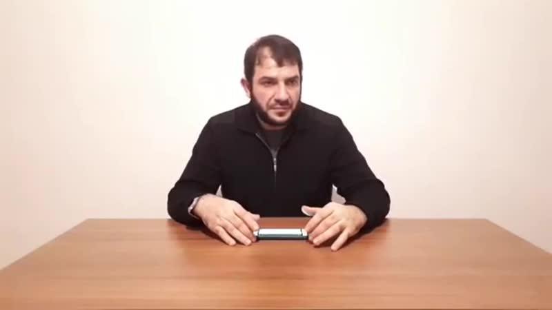 Müsəlman qardaşlarına qarşı qəlbin sağlam olsun - Osman Sələfi