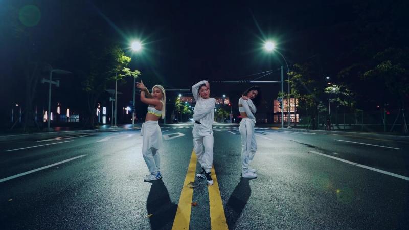 Tinashe - Flame WENDY X LIGI X YETTA Choreography