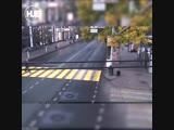 В Краснодаре маршрутный автобус и машина столкнулись на перекрестке
