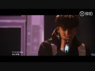 181123 Kris Wu-November Rain @ Idol Hits