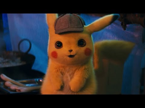 At precisely 305 pm, i will watch the Detective Pikachu trailer