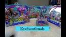 Enchantimals Dolls- Fruit Cart, Koala, Owl, Flamingo, Turtle Unboxing Review