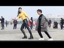 Shuffle Dance đường phố cực đỉnh 👍 chất từng bước nhảy Dance Street 2018