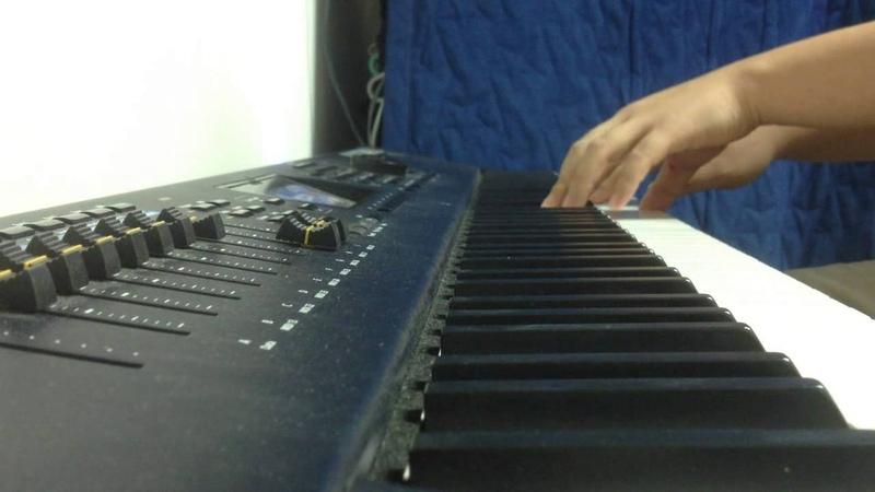 JU ON Main Theme piano cover