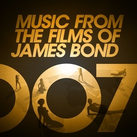 The City Of Prague Philharmonic Orchestra альбом Music from the Films of James Bond