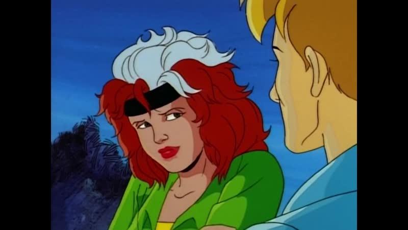 Люди Икс 1992 3 сезон (19-26 серии)