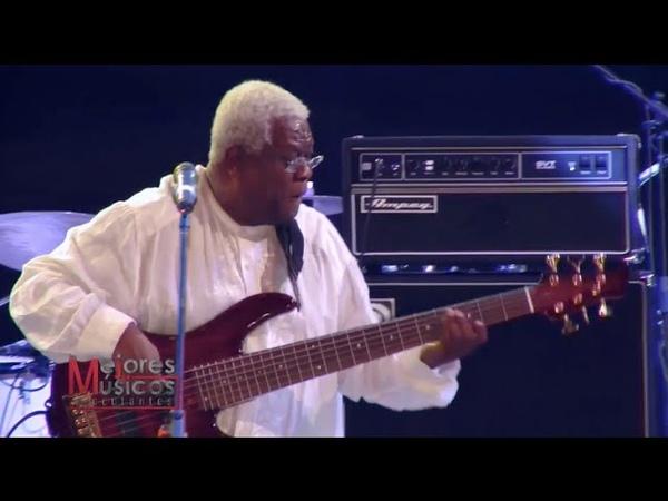 Abraham Laboriel Open Hands en Los Mejores Musicos Ejecutantes