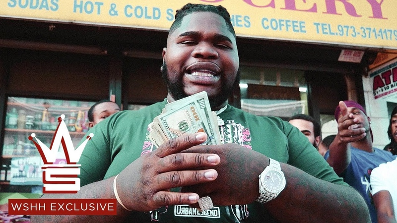 FatBoy SSE Tymir Freestyle (WSHH Exclusive - Official Music Video)
