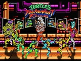 NES - TMNT Tournament Fighters RUN Normal Mode