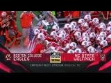 NCAAF 2018 Week 06 Boston College Eagles - (23) NC State Wolfpack 1Н EN