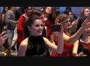 Афроамериканец спел по армянски на свадьбе в Красноярске 2017г