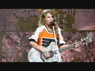 Today was a fairytale (uncut) Taylor Swift - Fearless tour 60fps