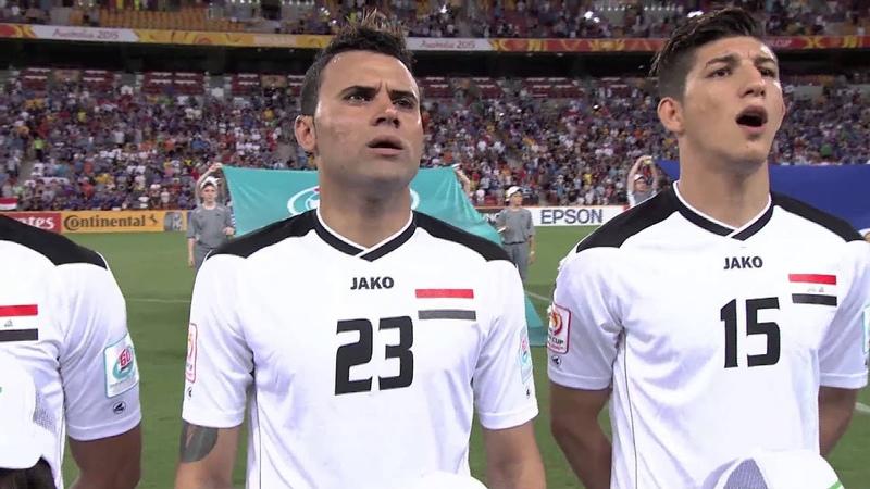 National Anthem Iraq