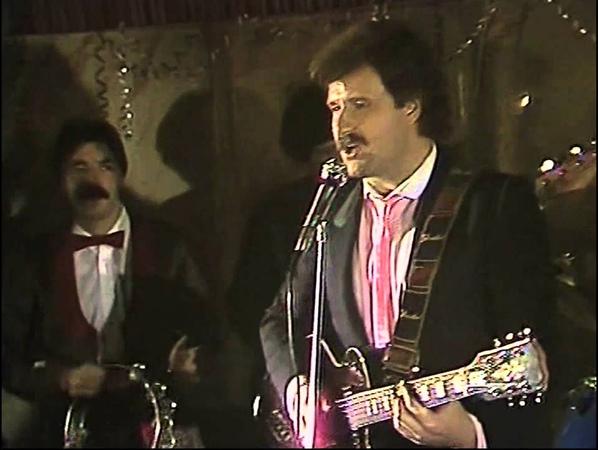 Krzysztof Krawczyk - Za tobą pójdę jak na bal (1986)