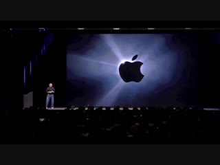 Steve jobs introducing the iphone at macworld 2007