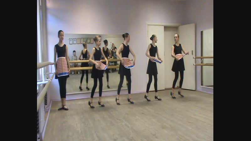 Народный танец экзамен 2