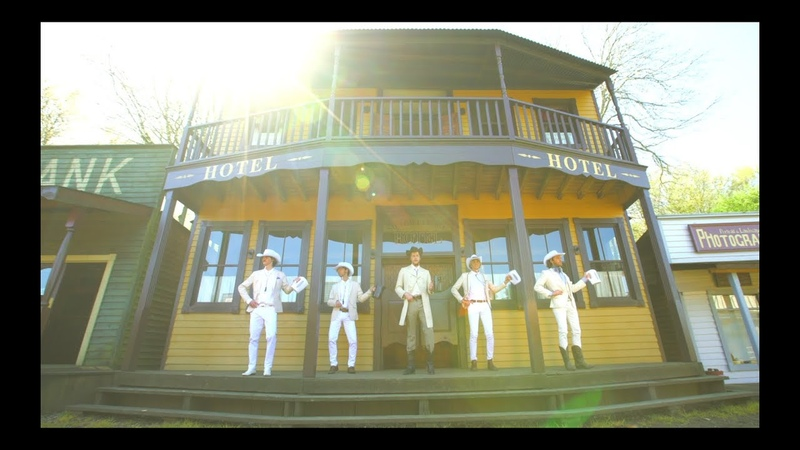 FEET Ad Blue Official Music Video