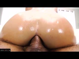 Keisha Grey & Tony Rivas [ Brunettes &  Anal / Dildo and vibrator, Deep blowjob, Cum on face, Riding dick, In oil]