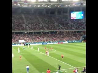 Матч Россия- Сербия в Нижнем Новгороде - Регион-52