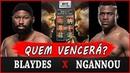 CURTIS BLAYDES vs FRANCIS NGANNOU Palpites , Previsões e Favoritos UFC CHINA BLAYDES x NGANNOU