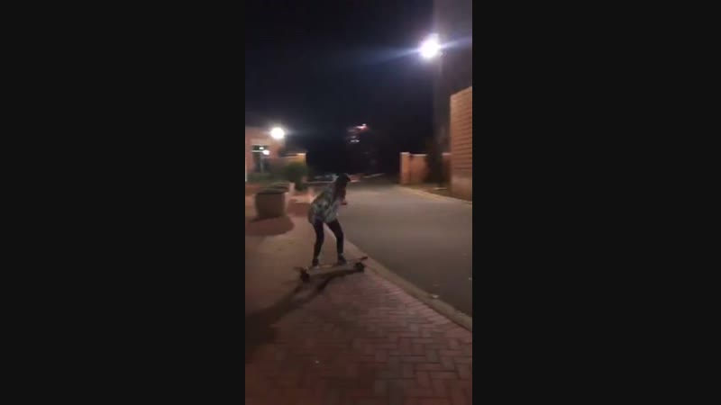 HMC while I skate off this curb