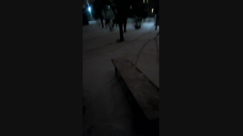 Артем Архангельский. Снежная,чудесная зима!
