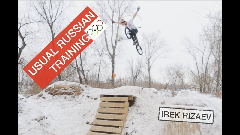 USUAL TRAINING IN RUSSIA insidebmx