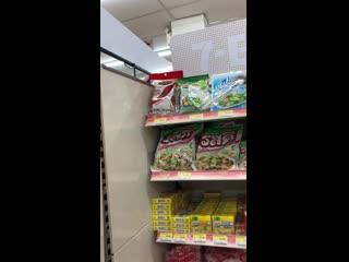 Какой ассортимент в магазине 7 Eleven в Паттайе?