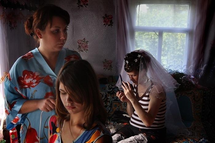 Свадьба без гламура