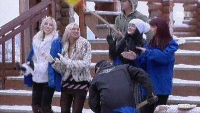 ДОМ-2 Город любви 1348 день Вечерний эфир (18.01.2008)