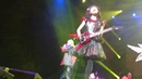 Yuimetal playing guitar on APMAS
